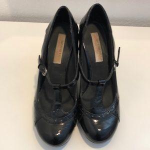 American rag black heels